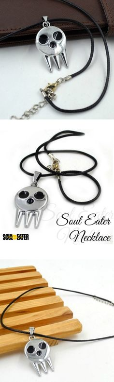 Soul Eater Necklace! Click The Image To Buy It Now or Tag Someone You Want To Buy This For.  #SoulEater