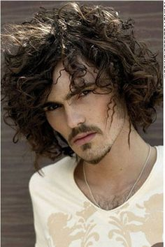 Peinados Hombre Pelo Rizado Mejores Cortes De Pelo Hombres Peinados