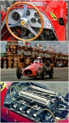 Ascari  British Gp Ferrari  F Ferrari  F Out Of  Championship Races In Two Years Italian F Champion Alberto Ascari Led