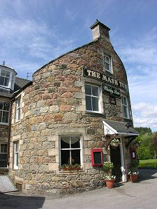 Mash Tun Whisky Bar in Speyside - Aberlour, Scotland- another reason I have to go to Scotland.