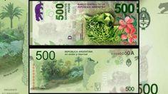 EN JULIO COMENZARAN A CIRCULAR LOS NUEVOS BILLETES DE 500 PESOS   Es el primer billete de más de $ 100 que sale a la calle en más de 25 años Tendrán la imagen de un Yaguareté y el Banco Central comenzará a distribuirlo durante los últimos días de junio para que el mes que viene estén en la calle. El Banco Central de la República Argentina (BCRA) confirmó que comenzará a distribuir los billetes de 500 pesos a fin de mes y llegarán a las entidades bancarias los primeros días de julio. Al…