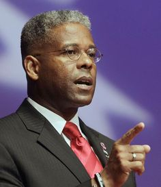Truth is not on their side… Do not allow the other side to put you in a box. They know they can't defend [accusing Obama's opponents as being racist] so they have to rely on making you scared. They want to shut you up; don't let them. - Allen West