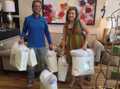 What A Great Sunday At Vergee Our Customers Were Very Satisfied With Their Purchase And