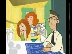 Kim Possible - Intro (Latin) // que gran opening!!! ♥  @Paula Drouilly