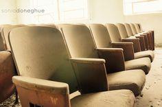 Abandoned School Auditorium in Premont, Texas   Flickr - Photo Sharing!