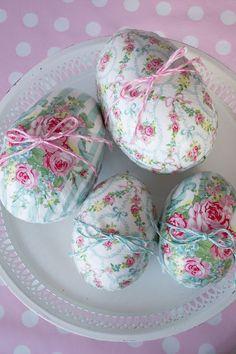 Greengate easter eggs