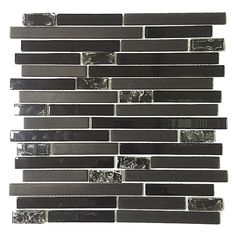 Glass Stone Mosaic Wall Tile Kitchen Bath Mesh NewLinkz.com