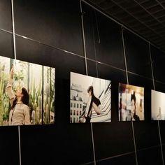 Une petite exposition de mon travail sur Lyon ( colombus café de la Fnac bellecourt )