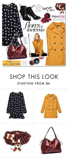 """""""Newchic"""" by mada-malureanu ❤ liked on Polyvore featuring Morea"""