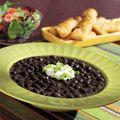 Quick Vegetarian Black Bean Soup