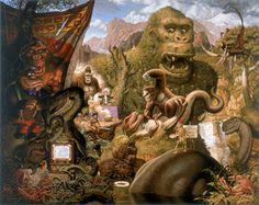 Todd Schorr, Ape Worship