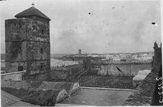 Medersa des Oudaïas  La Medersa des Oudaïas : jardins et port de Rabat  1916.05.19