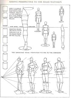 """superkianagalaxy: """" Working with a mannikin frame from Figure Drawing For All It's Worth by Andrew Loomis """""""