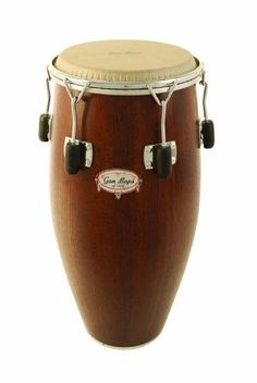 Gon Bops California Series Conga, 11.50-inch, Mahogany by Gon Bops. $869.00. Using hand-selected lumber from only the finest air-dryed quarter-sawn Red Appalachian Oak, each stave of Gon Bops California Series Congas is meticulously cut and shaped by hand, steel rings hand-hammered into place, then cured for months. The shells are then hand-glued, hammered into shape and turned by an artisan who has made these shells ths old-fashioned way for over 20 years. Once ...