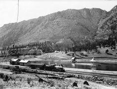 Green Mountain Falls ~ Colorado ~ 1889