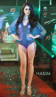 Indian Bikini Models on Ramp