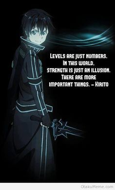 Sword Art Online.. I'm just getting addicted to all sorts of anime. Well.. It's better than being addicted to other stuff!!
