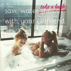 Save water ladies ;-) Post thanks to @Pride_Designz_ <3 follow them! #lesbian #love #photooftheday #20likes #amazing #instadaily #instafollow #bestoftheday #swag #lesbian #lesbians #lesbiana #instalez #lesbiansofinsta #lesbiansofinstagram #gaygirl #stud #lesbianpride #lesbianswag #lesbiancouple #lesbiansofig #lesbianproblems #lesbianrp #lesbianlove #lesbiankik #lesbiansofig #lesbianfordemi #lesbianlife #lesbiankiss