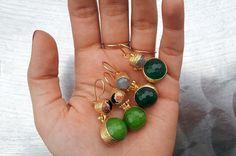 Cleopatra's Bling earrings - Hello it's Valentine