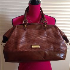 This is my personal bag!  LOVE IT.  Tried to sell but I just couldn't part with it!!!  SOLD!