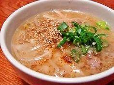 めちゃ旨!豚もやしスープ -C It was too salty for me...