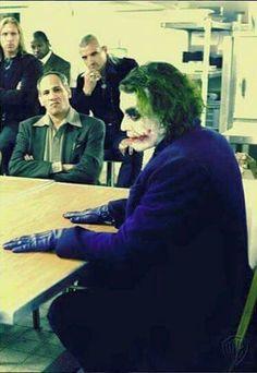 The Joker Photo: the joker Joker Dark Knight, The Dark Knight Trilogy, Joker 2008, Joker Photos, Dc Comics, Kings & Queens, Joker Heath, Heath Ledger Joker, Michael Jackson