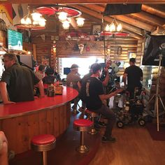 "3,181 Likes, 30 Comments - Michelle Morgan (@michellemorgan_) on Instagram: ""Sooo hot in the Maggie's set today. The crew killed it and worked so hard. #iloveheartland…"""