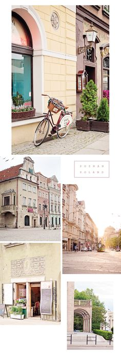 Now, I want to go to Poznan, Poland, too