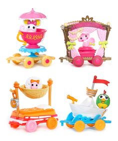 Take a look at this Mini Lalaloopsy Silly Pet Parade by Little Tikes on #zulily today!