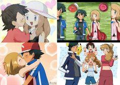^ ♡ I give good credit to whoever made this Pokemon X And Y, Pokemon Ash And Serena, Ash Pokemon, Pikachu, Ashes Love, Pokemon Movies, Ash Ketchum, Masked Man, Blair Waldorf