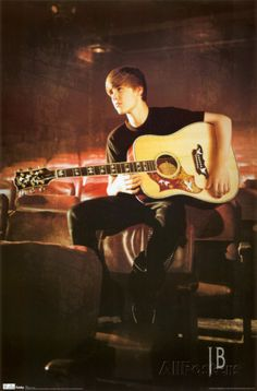 Search Justin Bieber Guitar Posters, Art Prints, and Canvas Wall Art. Barewalls provides art prints of over 33 Million images. Justin Bieber Family, Justin Bieber Images, I Love Justin Bieber, Justin Bieber Official, Guitar Posters, Room Posters, Cover Songs, Debut Album, Movie Theater