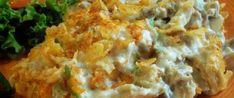 Leftover Turkey Or Chicken Casserole Recipe - Genius Kitchen