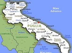 Apulia - Puglia