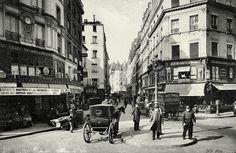 Rue de Buci - St Germain des Prés Paris circa 1900 (unknown)