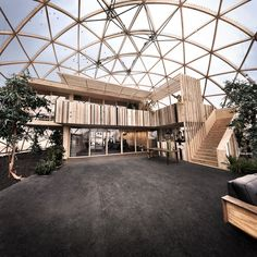 Dome of Visions 3.0,© Atelier Kristoffer Tejlgaard, Helle Arensbak and Jonathan Bisagni