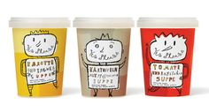 soup packaging by martin haake