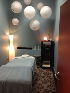 The Spa at Pacific Wellness  Massage Therapy Room