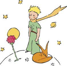 Wandtattoo Der Kleine Prinz - TenStickers