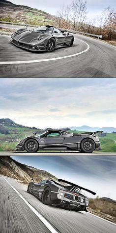 Amazing Look at the $2.6-Million Pagani Zonda 760RS - TechEBlog