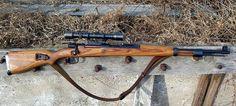 K98 SSR Sniper Clone (300 Yd. Update)