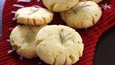 Tuscan Cornmeal Cookies.