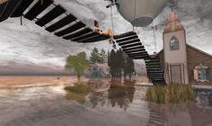 Visit this location at Binemist in Second Life I need a change. Need A Change, Second Life, Bridge, Trees, Design, Bridge Pattern, Tree Structure, Bridges, Bro