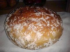 Chlebík z rúry, Chlieb a pečivo, recept | Naničmama.sk