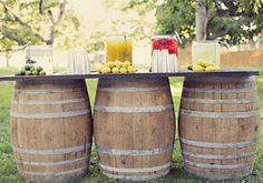 Outdoor party idea! Could also be a bar