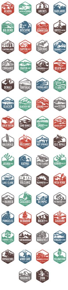 New travel adventure logo national parks Ideas The National, National Park Gifts, National Park Posters, New Travel, Paris Travel, Travel Style, Travel Tips, Great Basin, Text For Her