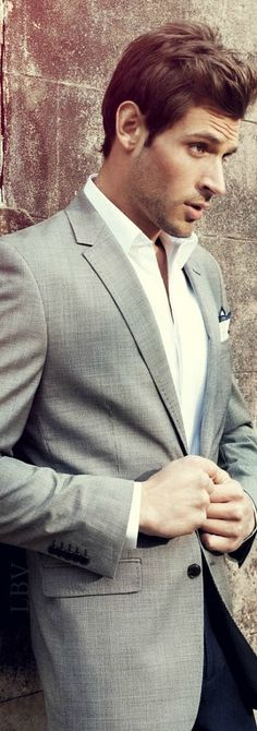 men in suits Fashion Mode, Moda Fashion, Sharp Dressed Man, Well Dressed Men, Look Man, Mode Style, Men's Style, Men's Wardrobe, Suit And Tie