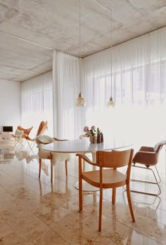 blog de decoração - Arquitrecos: Cortinas dividindo ambientes