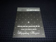 marantz sr4400 service manual complete pinterest block diagram rh pinterest com 12H802 Manual Parts Manual
