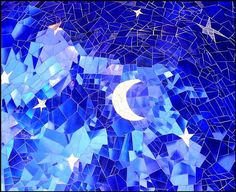 sky in mosaic - Google Search