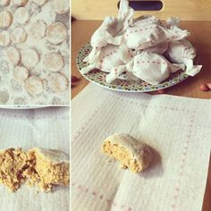 I finally got hold of the best recipe for these melt-in-the-mouth shortbreads from Northern Morocco where there is an abundance of peanuts g...